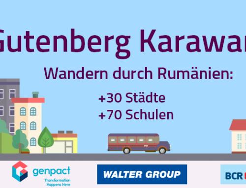 Die Gutenberg Karawane 2018