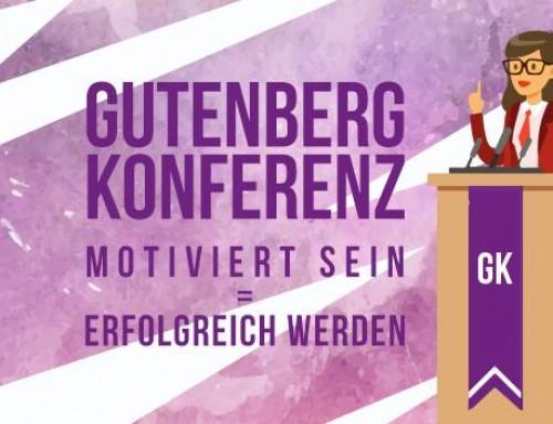 Gutenberg Bukarest Konferenz 2018