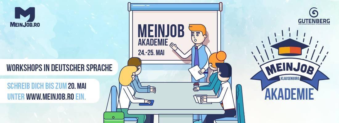 MeinJob Akademie Klausenburg