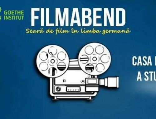 Filmabend – Projekt Jugendverein Craiova