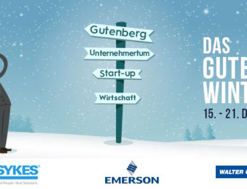 Tabăra de iarnă Gutenberg 2018
