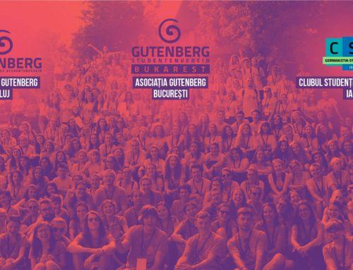 Gutenberg unterstützt die DaF-Olympiade