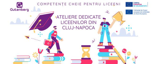 Ateliere liceeni Cluj-Napoca