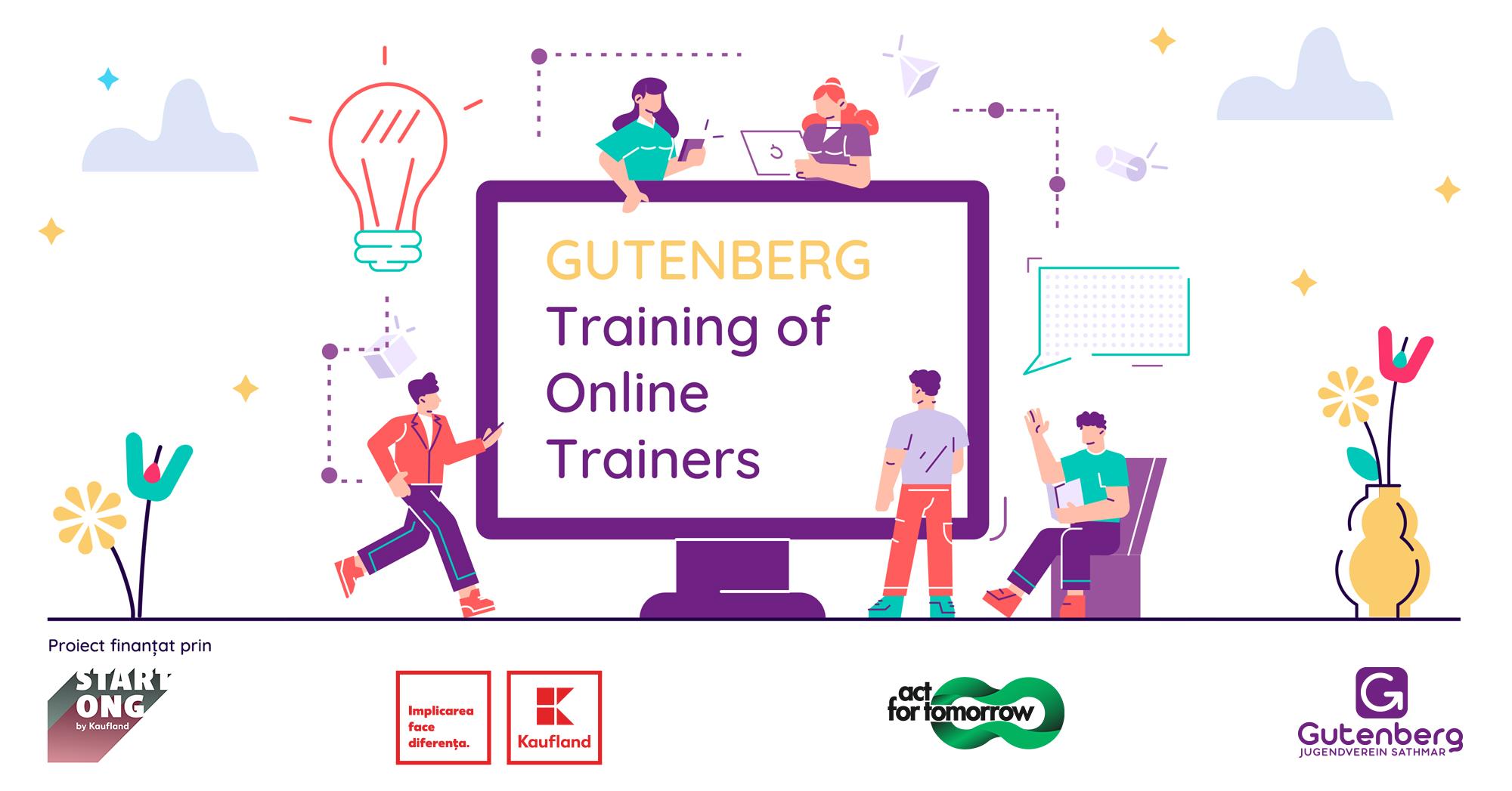 Gutenberg Training of Online Trainers