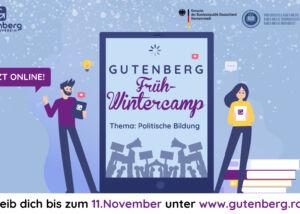 Gutenberg Frühwintercamp