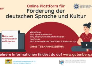 förderung der deutschen sprache und kultur