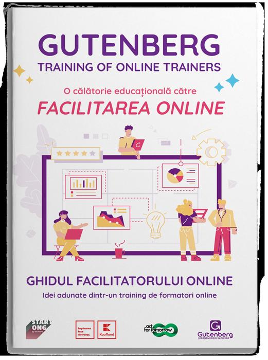 Coperta Modul facilitare online